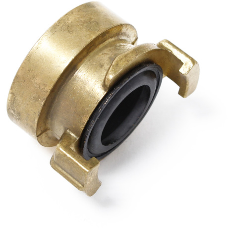 Brass Quick Coupling / Connector for water hose DN32 Internal Thread 1 ¼