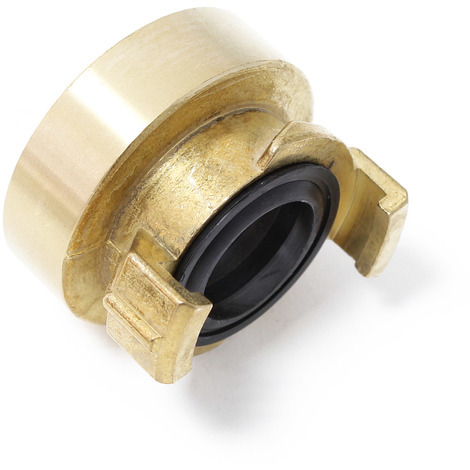 Brass Quick Coupling / Connector for water hose DN38 Internal Thread 1 1/2