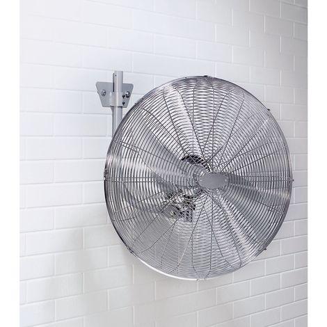 Ventilateur industriel - modèle mural - Ø corbeille 700 mm