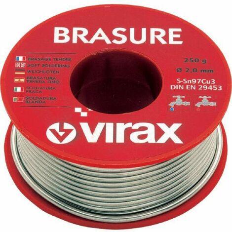 Brasure tendre pour Cobraz - Virax