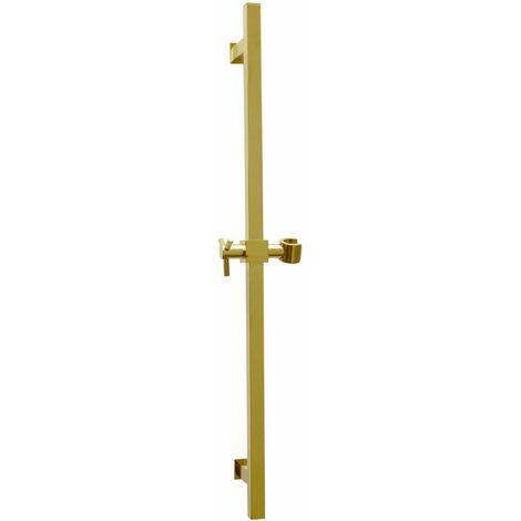 Brausestange Duschstange Retro Stange Wandstange Landhaus Gold S122