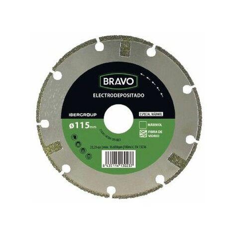 Bravo Disco Electrodepositado ÿ 115