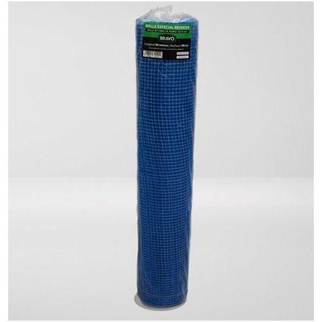 Bravo Malla fibra vidrio/Mort 50x1m Roll