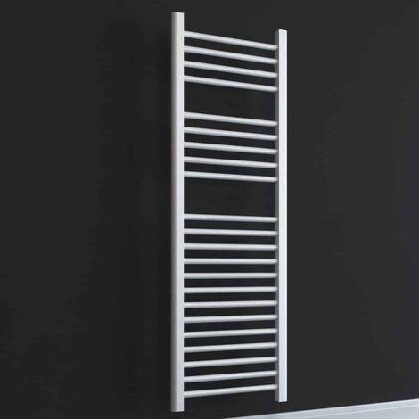 BRAY ELEMENTS Straight Heated Towel Rail / Warmer / Radiator - Electric