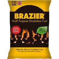 Brazier Multi Purpose Smokeless Fuel - 20 Kg