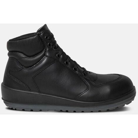 Brazza 1754- Chaussures de sécurité montante pour femme niveau de sécurité S3 - Femme - taille : 42 - couleur : Noir - PARADE - Noir