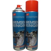 Bremsenreiniger mit Kugelventil, 500 ml Spray