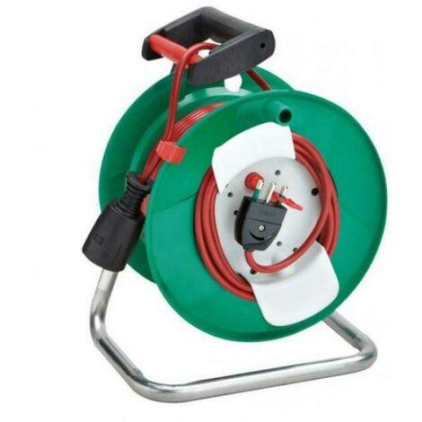Brennensthul manual garden cable reel 50mt 1130757