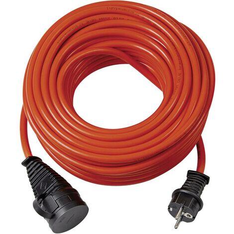 Brennenstuhl 1161600 Strom Verlängerungskabel 16A Orange 25.00m W268601