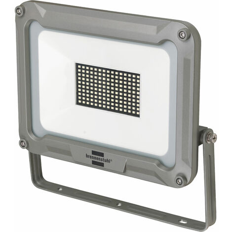 Brennenstuhl 1171250031 100W 8850lm IP65 JARO Wall Mount LED Floodlight