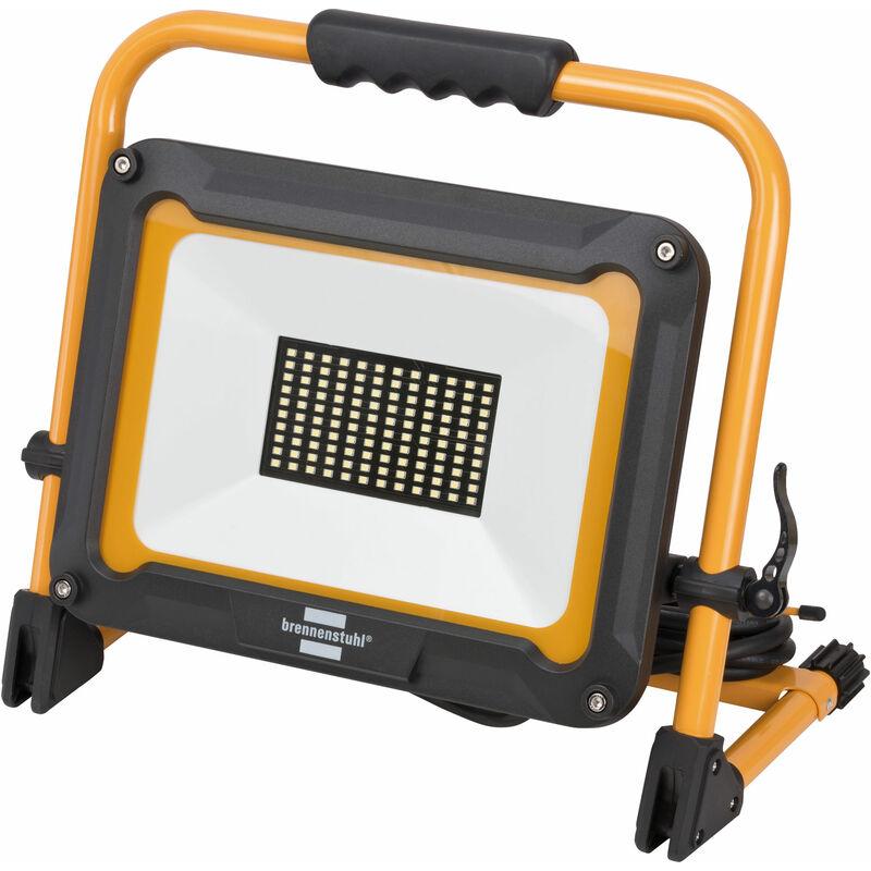 Image of 1171253830 80W 7200lm IP65 110V JARO Mobile LED Floodlight - Brennenstuhl