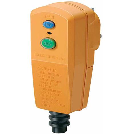 Brennenstuhl 1290643 Compact Circuit Breaker UK Plug (RCD)
