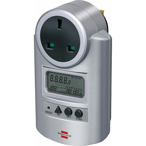Brennenstuhl 1506603 Primera Line Wattage and Current Meter PM 231 E GB