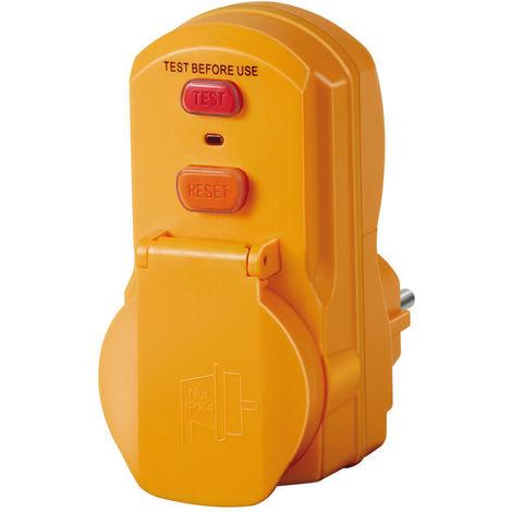 brennenstuhl Adaptateur de protection individuelle BDI-A 2 30 IP54