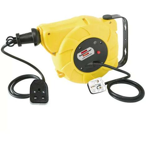 Brennenstuhl BRE023300 Auto Cable Reel 9+2m 240V 13A