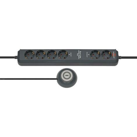 Brennenstuhl Eco-Line CSP 24 - Coupe-circuit - 6 connecteurs de sortie - 1.5 m - H05VV-F 3G1,5 2 permanent
