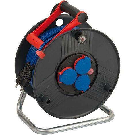 Brennenstuhl Enrouleur de câble Garant IP44 50m AT-N05V3V3-F 3G1,5