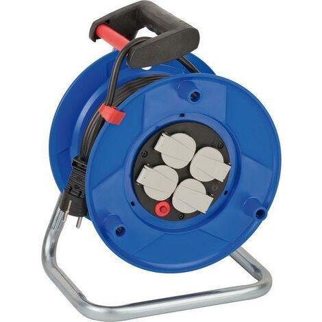 Brennenstuhl Enrouleur Garant 25m/240mm, H05VV- F 3G1.5