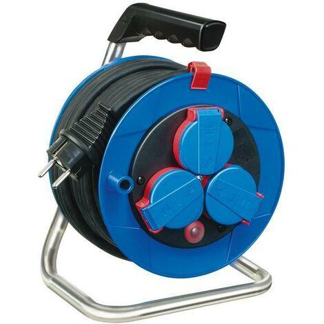 Brennenstuhl Enrouleur Garant Kompakt 15m/180mm H05RR-F 3G1.5