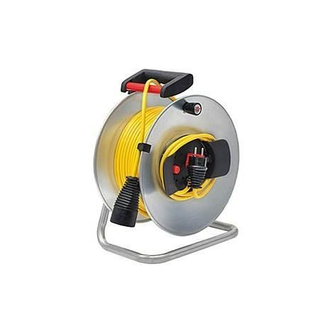 BRENNENSTUHL ENROULEUR SILVER JARDI-500 50M H05VV-F 3G1.5 1207451