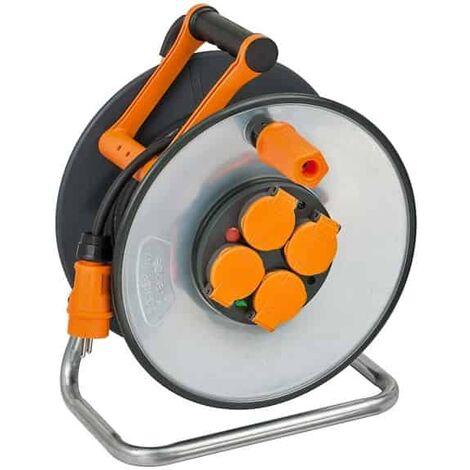 Brennenstuhl enrouleur steelcore 33m ip44 2.5mm² - 9192331100