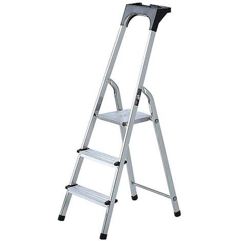Brennenstuhl Escalera de aluminio 55 cm 1401230
