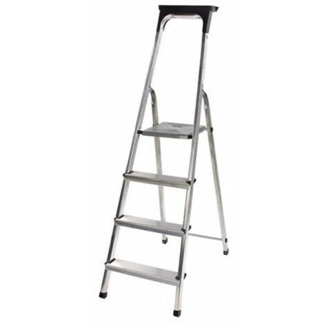 Brennenstuhl Escalera de aluminio 76 cm 1401240