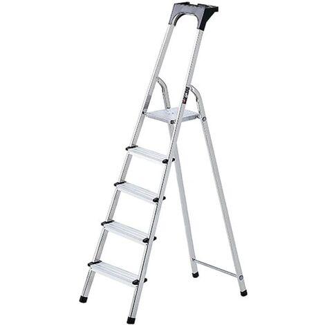 Brennenstuhl Escalera de aluminio 98 cm 1401250