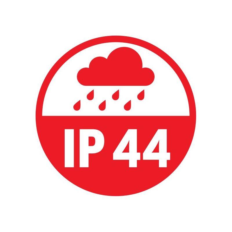 2 Stück Brennenstuhl 1170910 Infrarot Bewegungsmelder PIR 240° IP 44