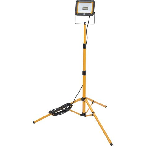 Brennenstuhl Jaro 3000 T Projecteur de chantier Longueur du trépied (max.): 1800 mm 30 W 2930 lm blanc lumière du jour 1171250334 C049721