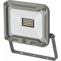 Brennenstuhl LED Strahler JARO für außen   LED-Außenstrahler zur Wandmontage, LED-Fluter IP65