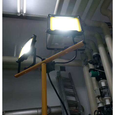 Brennenstuhl Projecteur à LED à trépied JARO 4000 T IP65 2x20 W