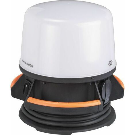 Brennenstuhl Projecteur LED portable 360° ORUM 4000 M, IP54, 4000lm, 50W, 5m H07RN-F 3G1,5 - 9171400400