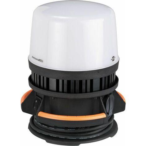 Brennenstuhl Projecteur LED portable 360° ORUM 8000 M, IP54, 8050lm, 100W, 5m H07RN-F 3G1,5 - 9171400800