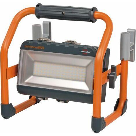 Brennenstuhl Projecteur LED SMD rechargeable avec batterie, 3200 lumens (40W, IP55) - 9171200401