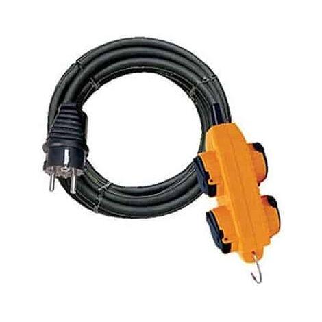 BRENNENSTUHL Rallonge 10m 16A/230V Powerblock - 1151721