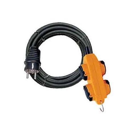 BRENNENSTUHL Rallonge 10m 16A/230V Powerblock - 1151781