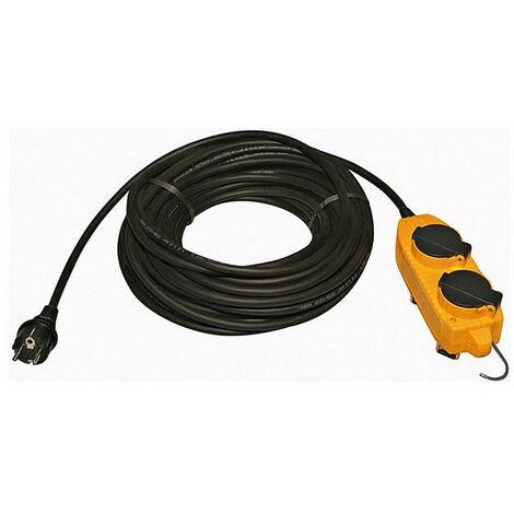 Brennenstuhl rallonge 25m 16a/230v powerblock - 1168301