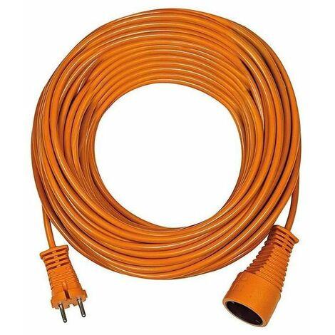 BRENNENSTUHL Rallonge électrique orange 40m H05VV-F 2x1.5mm2