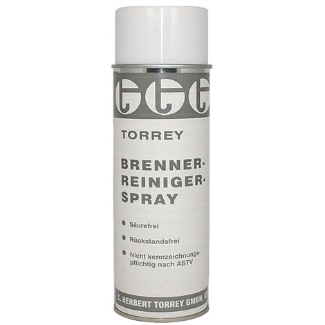 Brenner-Reiniger-Spray