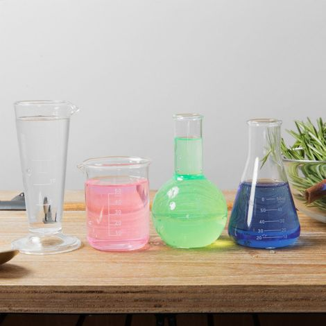 Brewmaster 4 Chemistry Shot Glass Set