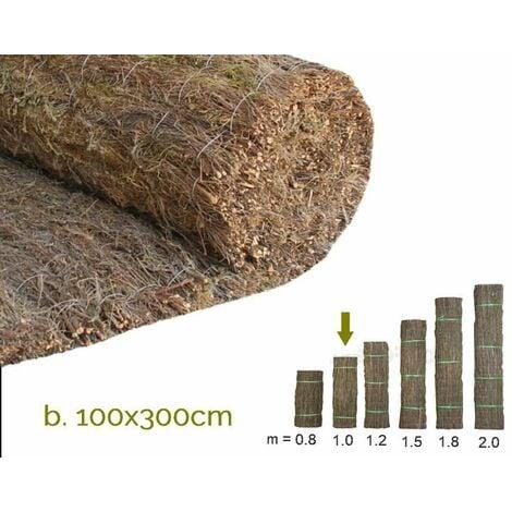 Brezo extragrueso nacional. Rollo 100x300cm