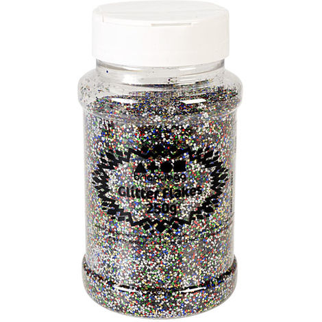 Brian Clegg Glitter Tub of 250g Multi