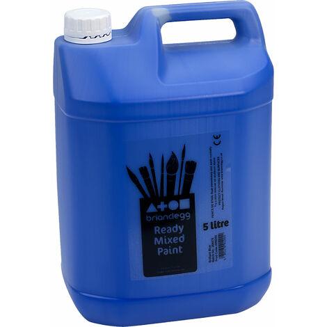 Brian Clegg Ready-mix Paint 5 Litre - Blue