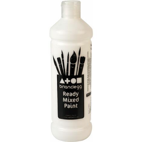 Brian Clegg Ready-mix Paint 600ml - White