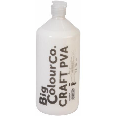 Brian Clegg Red Label Washable PVA Glue 1 Litre