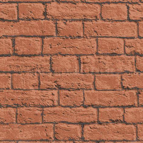 Street Style Graffiti White Brick Designer Luxury Wallpaper Muriva L17905-E