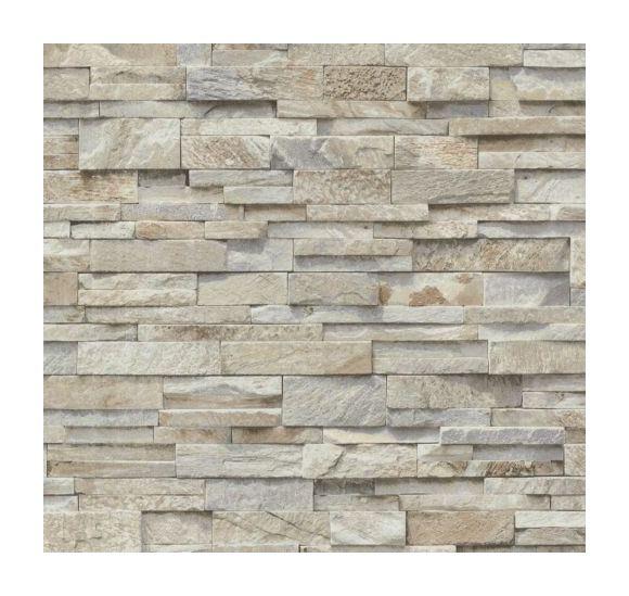 brick effect wallpaper vinyl 3d slate stone split face tile paste the wall p s L 1504056 3558281 1