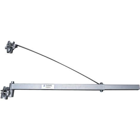 BRICK PABRAS - Soporte para polipasto con brazo telescópico