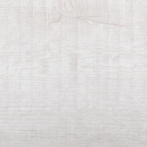 """Bricoclic 30 """"Blanc""""   Lames PVC clipsables - 18 x 122 cm = 2.64"""